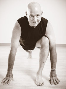 Bill O-Connor yoga teacher
