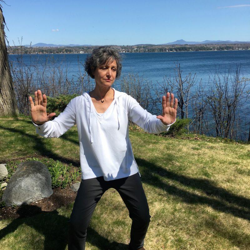 Qi Flow With Elizabeth Whirls ⋆ Hot Yoga Burlington VT