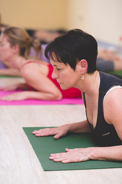 hot yoga classes
