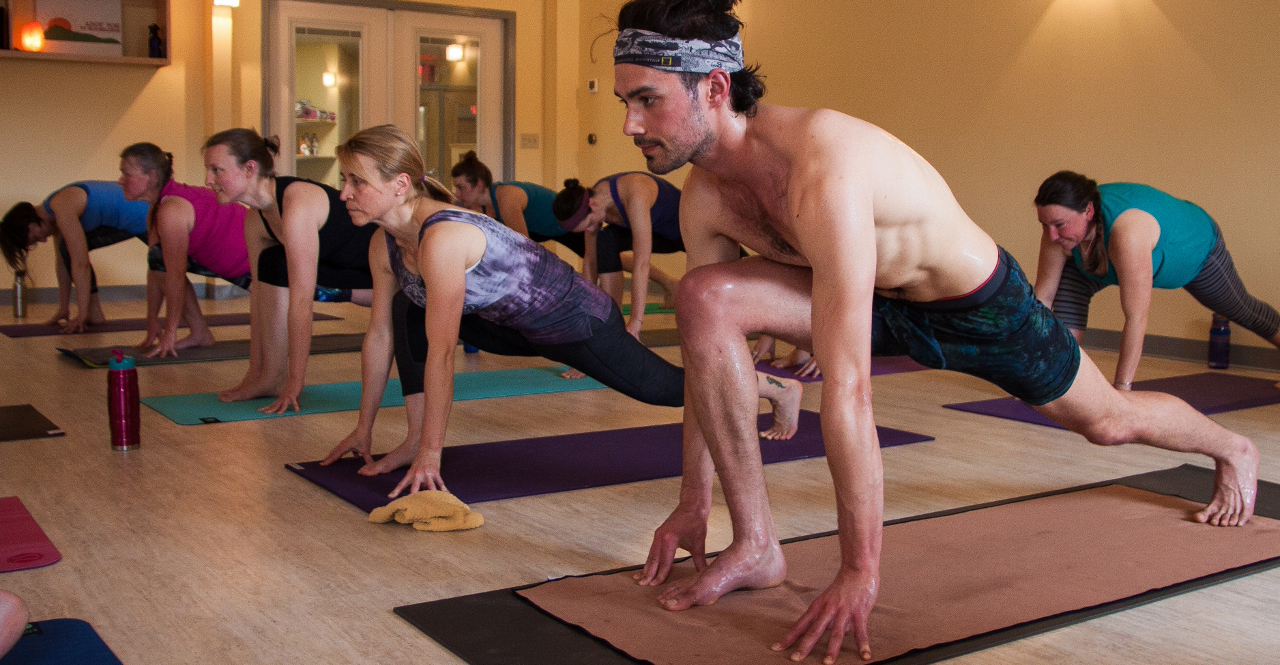 Therapeutic Far Infrared Hot Yoga