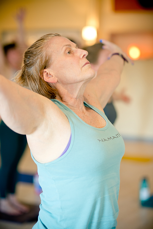 Yoga classes with Far Infrared therapeutic heat