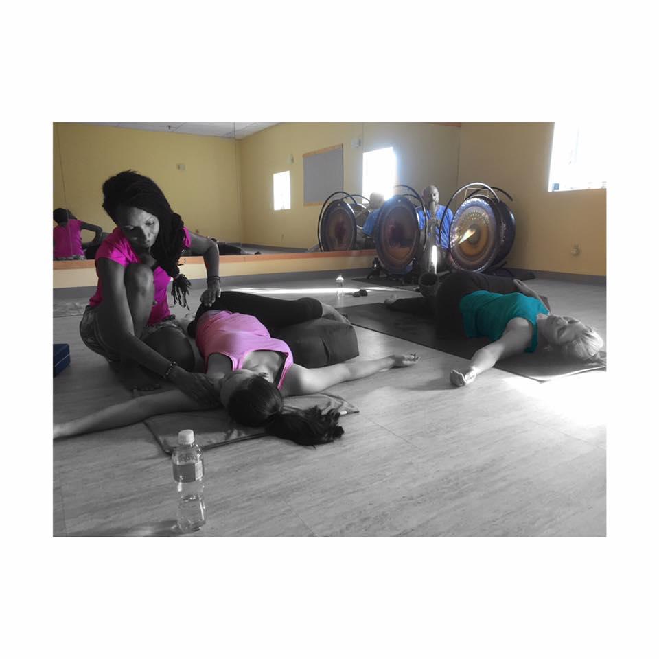 Candlelight Restorative Yoga And Sound Healing