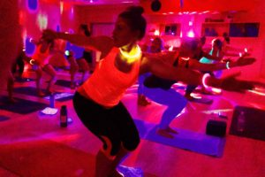 Revo Chair Black Light Yoga