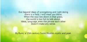 Rumi Poem