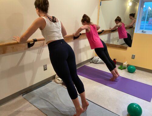 NEW HOT Barre at Hot Yoga!