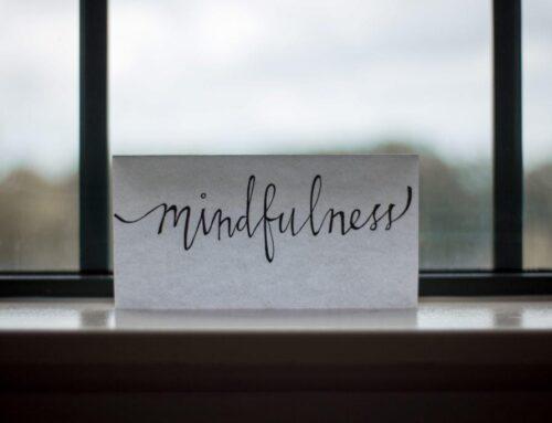 Mindfulness Moment – COMFORT